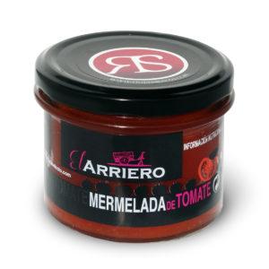 Comprar Mermelada de tomate rojo El Arriero